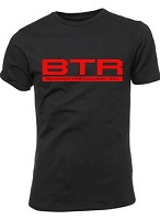 BTR Single Layer Logo Shirt